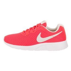 EUC! Nike Women's Tanjun Solar Running Shoe Sz 8.5